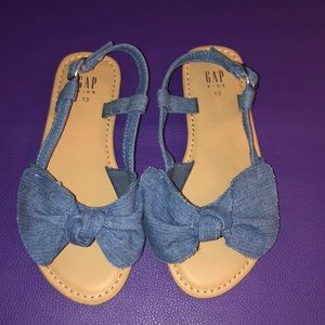 Gap little girls sandals